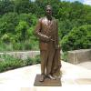 William Henry Belk by Antonio Tobias Mendez - Little Sugar Creek Greenway at the Metropolitan