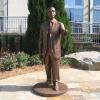 Thaddeus Lincoln Tate by Ed Dwight - Little Sugar Creek Greenway at the Metropolitan