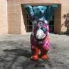 Buddy Bear by Sharon Dowell - N. Tryon St. at Main Library.